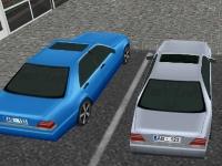 Флеш игра Парковка в городе 3D
