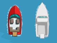 Флеш игра Парковка яхты