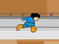 Флеш игра Паркур-спринтер
