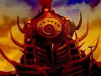 Флеш игра Паровой поезд на Диком Западе