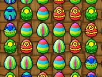 Флеш игра Пасхальные яйца и колокольчики