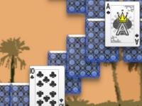 Флеш игра Пасьянс Загадочные пески