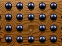 Флеш игра Пасьянс из мраморных шариков