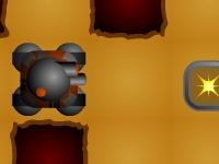 Флеш игра Патрулирование Марса