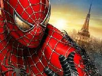 Флеш игра Пазл: человек паук