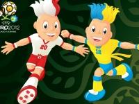 Флеш игра Пазл евро 2012