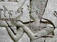 Флеш игра Пазл из древнего Египта
