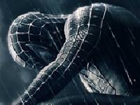 Флеш игра Пазл о черном Человеке Пауке