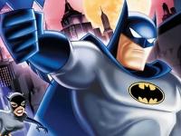Флеш игра Пазл с Бэтменом