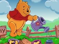 Флеш игра Пазл с Винни Пухом