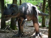 Флеш игра Пазл с динозаврами 2
