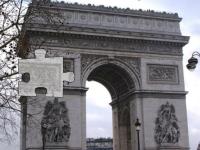 Флеш игра Пазлы из Парижа