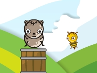 Флеш игра Пчелка Роббии
