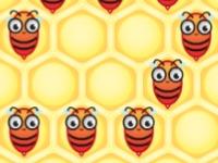 Флеш игра Пчелки в медовых сотах