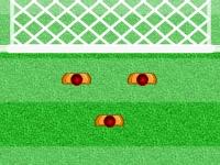 Флеш игра Печатай и играй в футбол