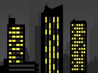 Флеш игра Печатай и спасай город