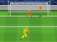 Флеш игра Пенальти: Евро 2016
