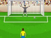 Флеш игра Пенальти на евро 2016