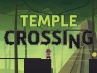 Флеш игра Переход по храмовому мосту