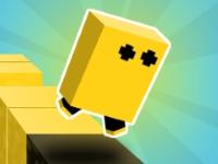 Флеш игра Перекрась блоки