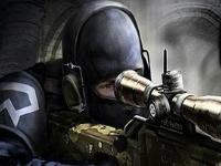 Флеш игра Перекрестный огонь: Король снайперов