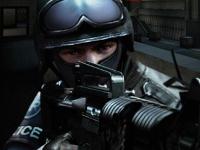 Флеш игра Перекрестный огонь: Война с зомби