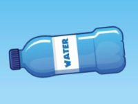 Флеш игра Переверни бутылку