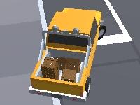 Флеш игра Перевозка грузов на время