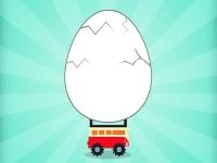 Флеш игра Перевозка яиц