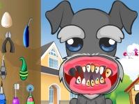 Флеш игра Песик у дантиста