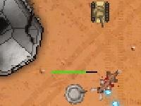 Флеш игра Пески чужой планеты