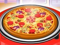 Флеш игра Пицца Buonissima