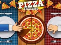 Флеш игра Пицца челлендж