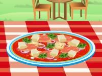 Флеш игра Пицца из Манхэттена