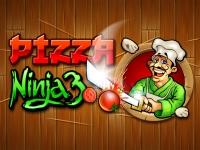 Флеш игра Пицца ниндзя 3