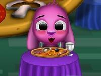 Флеш игра Пиццерия Долли