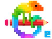 Флеш игра Пиксель арт 2