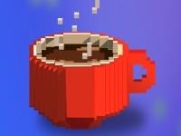 Флеш игра Пиксельная раскраска