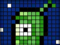 Флеш игра Пиксельные пазлы