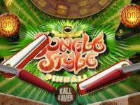 Флеш игра Пинбол в стиле джунглей