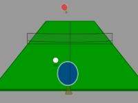 Флеш игра Пинг-понг 3D