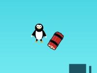 Флеш игра Пингвин с динамитом