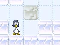 Флеш игра Пингвиний сокобан
