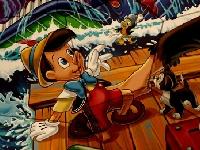 Флеш игра Пиноккио и Джепетто: Пазл