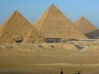 Флеш игра Пирамиды: Пазл