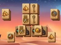 Флеш игра Пирамиды маджонга