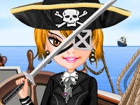 Флеш игра Пират Лолита