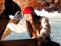 Флеш игра Пират: Пазл