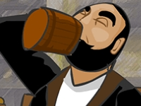 Флеш игра Пиратские сокровища: Поиск предметов