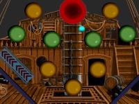 Флеш игра Пиратский пинбол